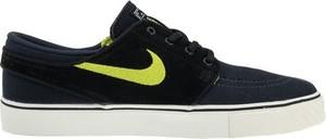 Trampki Nike sznurowane w sportowym stylu stefan janoski