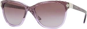 Okulary damskie Versace
