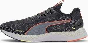 Sneakersy Puma sznurowane z płaską podeszwą