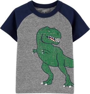 Koszulka dziecięca Carter's z krótkim rękawem z bawełny