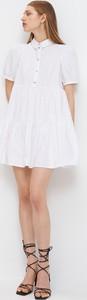 Sukienka Mohito z krótkim rękawem mini