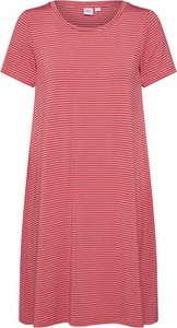 Sukienka Gap mini z krótkim rękawem w stylu casual