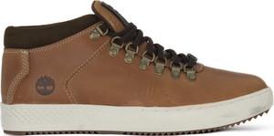 Buty zimowe Timberland w sportowym stylu sznurowane