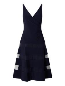 Sukienka Ralph Lauren mini z dekoltem w kształcie litery v