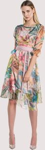 Sukienka Maravilla Boutique z tkaniny