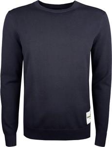 """Sweter Calvin Klein Sweter """"regular"""" z tkaniny"""