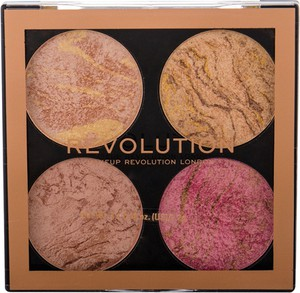 Makeup Revolution London Cheek Kit Rozświetlacz 8,8G Fresh Perspective