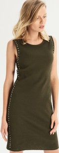Zielona sukienka Sinsay mini