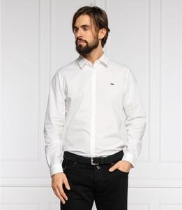 Koszula Lacoste z wełny