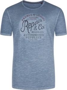 T-shirt Kitaro z bawełny