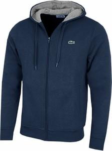 Bluza Lacoste z dresówki w młodzieżowym stylu