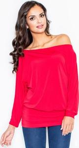 Tunika Figl z długim rękawem w stylu casual