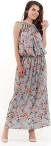 Sukienka Lou-Lou bez rękawów rozkloszowana