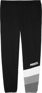 Spodnie sportowe Prosto Klasyk z bawełny