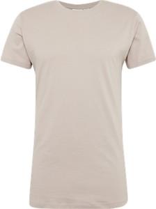 T-shirt urban classics z krótkim rękawem z dżerseju