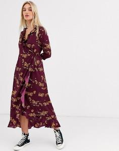 Sukienka Vero Moda maxi