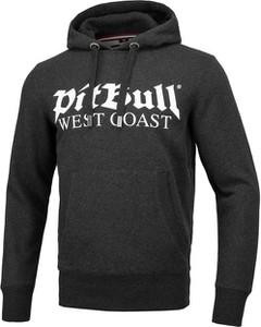 Czarna bluza Pit Bull z bawełny