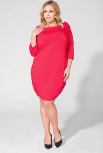 0319df377696b modne sukienki dla puszystych. - stylowo i modnie z Allani