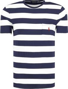 T-shirt POLO RALPH LAUREN z krótkim rękawem w stylu casual