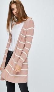 Różowy sweter Vila