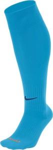 Błękitne skarpety Nike