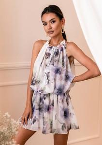 Sukienka Latika z dekoltem halter