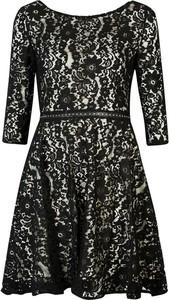 Sukienka Guess z tkaniny