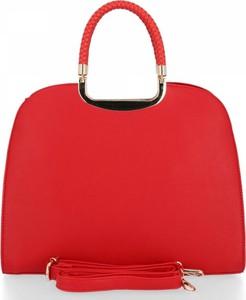 Torebka Bee Bag na ramię w stylu glamour ze skóry ekologicznej