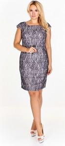 b16ae388ae76b7 sukienka koronkowa dla puszystych - stylowo i modnie z Allani