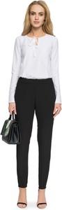 Spodnie Style z wełny