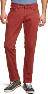 Czerwone jeansy Camel Active w stylu casual