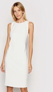 Sukienka Ralph Lauren bez rękawów z okrągłym dekoltem mini