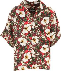 Bluzka dziecięca Dsquared2 z krótkim rękawem