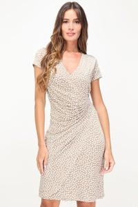 Sukienka Chic & Pretty mini z krótkim rękawem