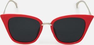 Okulary damskie Cropp