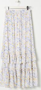 Spódnica Sinsay midi w stylu casual