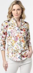 Bluzka Franco Callegari w stylu casual z długim rękawem
