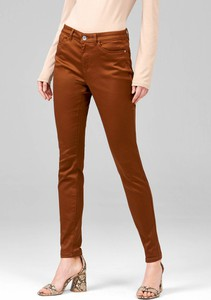 Brązowe spodnie ORSAY