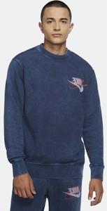 Bluza Nike z dzianiny w sportowym stylu z nadrukiem