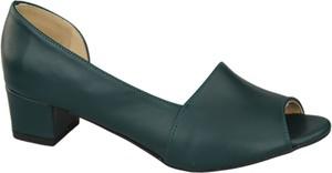 Sandały Jankobut ze skóry