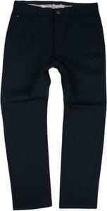 Czarne spodnie merits.pl w stylu casual