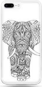 Etuistudio Etui na telefon iPhone 7 Plus - Indyjski słoń