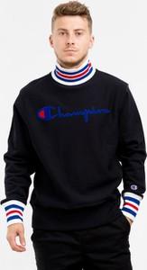 Czarna bluza Champion