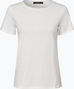 T-shirt MaxMara z okrągłym dekoltem w stylu casual