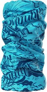 Niebieski szalik Dynafit