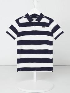 Koszulka dziecięca Review For Kids z krótkim rękawem z bawełny