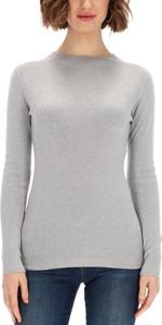 Sweter Premiera Dona z dresówki w stylu casual