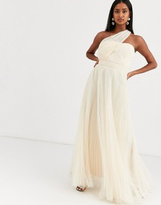 Sukienka Asos Design maxi z tiulu