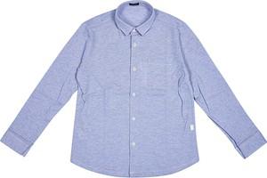 Niebieska koszula dziecięca Il Gufo dla chłopców