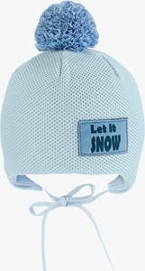 Niebieska czapka Iltom